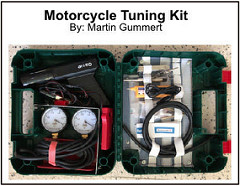 Fight clutter: Motorcycle Tuning Kit